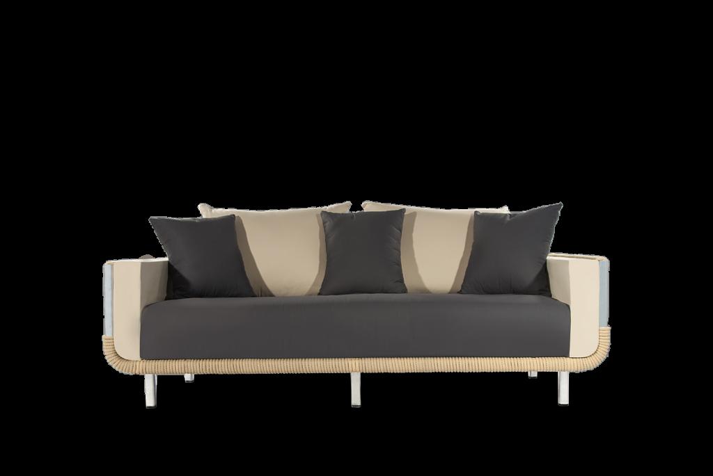 Altesnao sofa Club - Sofa iz kolekcije vrtnog namjestaja za hotele