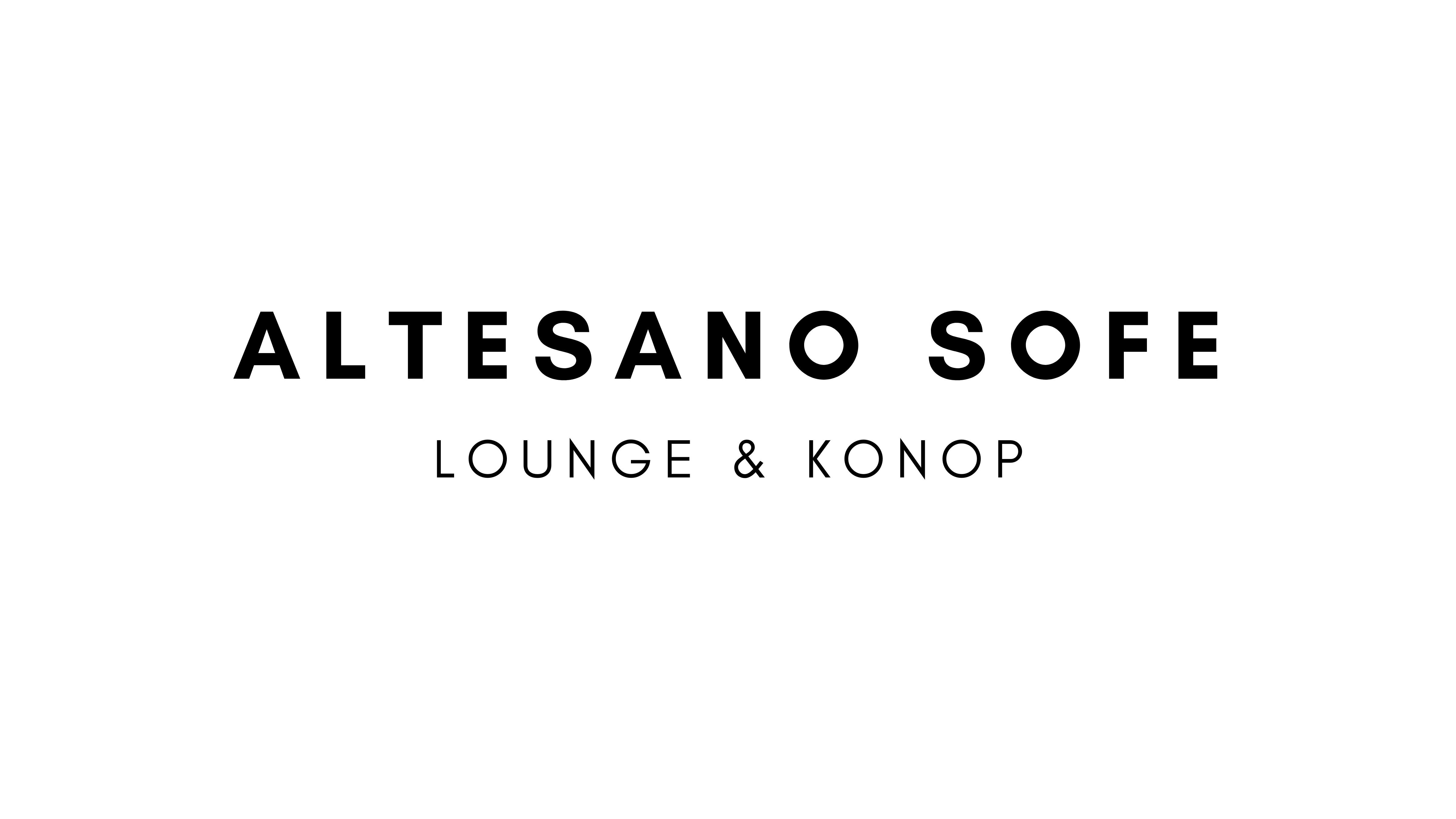 aLTESANO SOFE - LOUNGE KOLEKCIJA