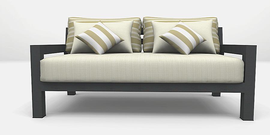 Altesano Lounge namjestaj / sofe za terase- Vanjski namještaJ za terase