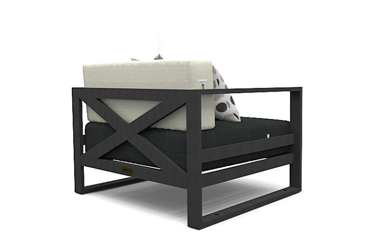 Altesano Connect fotelja - namještaj za terase i hotele