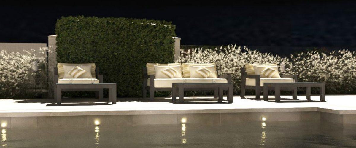 Altesano Bold vrtna garnitura - Ekskluzivni vanjski namještaj, sjedeća garnitura za svaki prostor